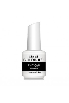 ibd - Building Gel - Hard Gel Nail Extension - Top Coat - 14ml / 0.5oz