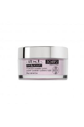 ibd Dip & Sculpt Powder - French Pink - 3O4BP2 - 56g / 2oz