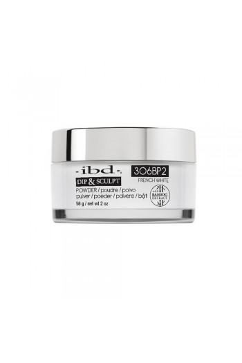 ibd Dip & Sculpt Powder - French White - 3O6BP2 - 56g / 2oz