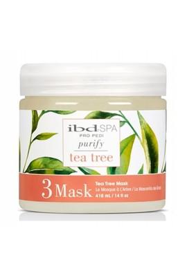 ibd SPA - Pro Pedi - Purify Tea Tree - Mask - 416 mL / 14 oz