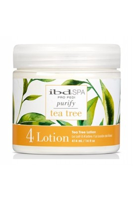 ibd SPA - Pro Pedi - Purify Tea Tree - Lotion - 414 mL / 14 oz