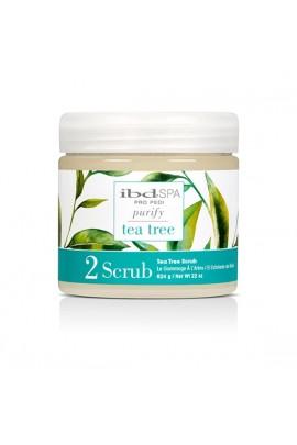 ibd SPA - Pro Pedi - Purify Tea Tree - Scrub - 624g / 22oz