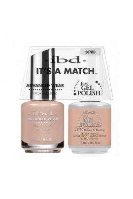 ibd - It's A Match - Duo Pack - Serengeti Soul Collection - Detour to Destiny - 14ml / 0.5oz each