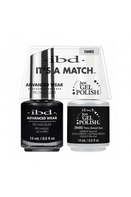 ibd - It's A Match - Duo Pack - Serengeti Soul Collection - Time Zoned Out - 14ml / 0.5oz each