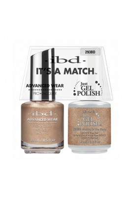 ibd - It's A Match - Duo Pack - Serengeti Soul Collection - Wildlife Of The Party - 14ml / 0.5oz each