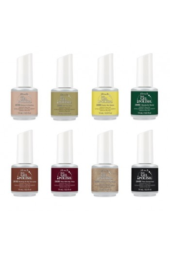 ibd Just Gel Polish - Serengeti Soul Fall/Winter 2018 Collection - All 8 Colors - 14ml / 0.5oz each
