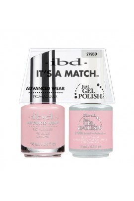 ibd - It's a Match - Duo Pack - Baked to Perfection - 14 ml / 0.5 oz