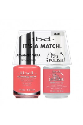ibd - It's a Match - Duo Pack - Glow Up - 14 ml / 0.5 oz