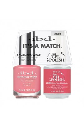 ibd - It's a Match - Duo Pack - Stole Your MANdarin - 14 ml / 0.5 oz