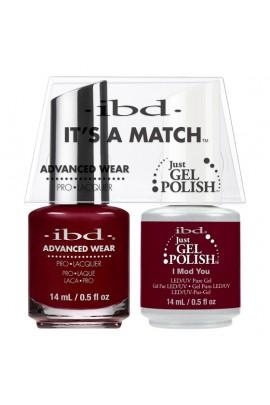 ibd - It's A Match -Duo Pack- I Mod You - 14 mL / 0.5 oz Each