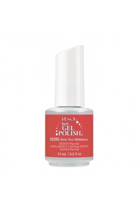 ibd Just Gel Polish - Peach Palette Collection - Stole Your MANdarin - 14 ml / 0.5 oz