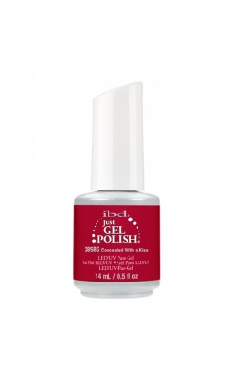 ibd Just Gel Polish - Peach Palette Collection - Concealed With a Kiss - 14 ml / 0.5 oz