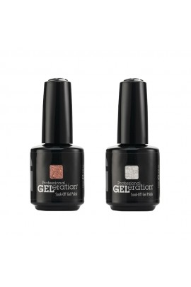 Jessica GELeration - Metallic Collection 2019 - Duo - 15ml / 0.5oz Each