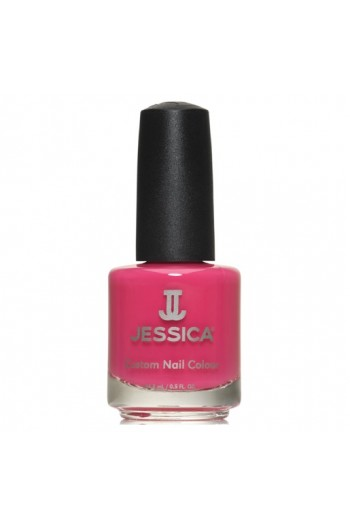 Jessica Nail Polish - Prime Summer 2017 Collection - Magenta - 0.5oz / 14.8ml