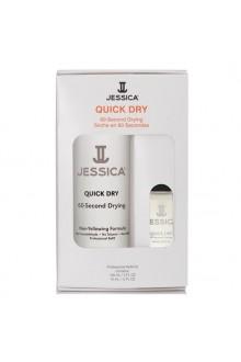 Jessica - Professional Refill Kit - Quick Dry - 120 mL / 4 oz & 15 mL / 0.5 oz
