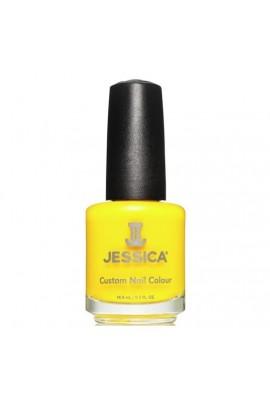 Jessica Nail Polish - Prime Summer 2017 Collection - Yellow - 0.5oz / 14.8ml
