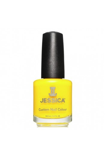 Jessica Nail Polish - Prime Summer 2017 Collection - Yellow - 0.5oz / 14.8ml