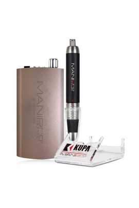 Kupa Portable MANIPro Passport w/ Handpiece - Rose Gold