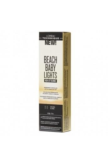 L'Oreal Technique Beach Baby Lights - Natural Blonde - 1.74oz / 49.29oz