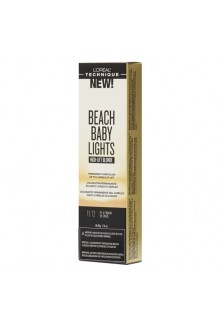 L'Oreal Technique Beach Baby Lights - Platinum Blonde - 1.74oz / 49.29oz