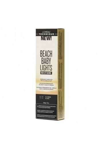 L'Oreal Technique Beach Baby Lights - Platinum Blonde - 1.74oz / 49.29oz
