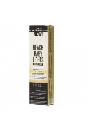 L'Oreal Technique Beach Baby Lights - Pearl Blonde - 1.74oz / 49.29oz