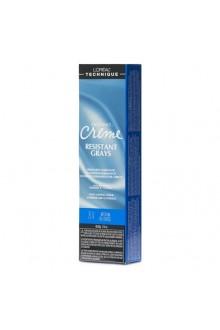 L'Oreal Technique Excellence Creme - Resistant Grays - Medium Blonde 8X - 1.74oz / 49.29oz
