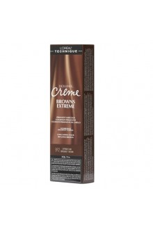 L'Oreal Technique Excellence Creme - Browns Extreme - Extreme Dark Burgundy Brown - 1.74oz / 49.29oz