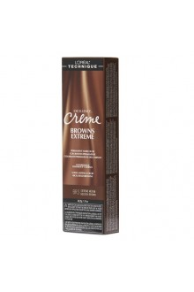 L'Oreal Technique Excellence Creme - Browns Extreme - Extreme Medium Golden Brown - 1.74oz / 49.29oz