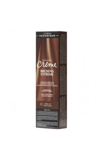 L'Oreal Technique Excellence Creme - Browns Extreme - Extreme Light Auburn Brown - 1.74oz / 49.29oz