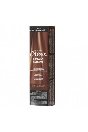 L'Oreal Technique Excellence Creme - Browns Extreme - Extreme Light Beige Brown - 1.74oz / 49.29oz