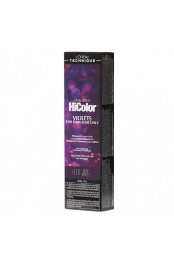 L'Oreal Technique Excellence HiColor Violets - Deep Violet - 1.74oz / 49.29oz