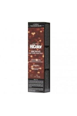 L'Oreal Technique Excellence HiColor Browns - Cool Light Brown - 1.74oz / 49.29oz