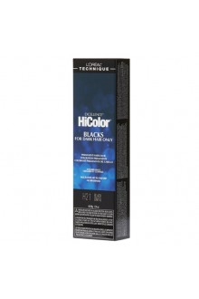 L'Oreal Technique Excellence HiColor Blacks - Black Onyx - 1.74oz / 49.29oz