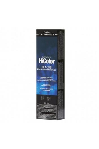 L'Oreal Technique Excellence HiColor Blacks - Black Onyx - 1.74oz / 49.29oz