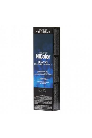 L'Oreal Technique Excellence HiColor Blacks - Black Plum - 1.74oz / 49.29oz