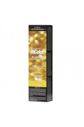 L'Oreal Technique Excellence HiColor Blondes - Shimmering Gold - 1.74oz / 49.29oz