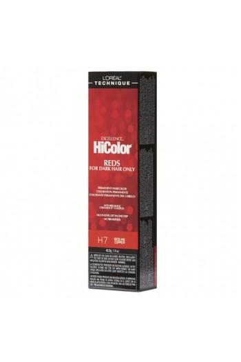 L'Oreal Technique Excellence HiColor Reds - Sizzling Copper - 1.74oz / 49.29oz