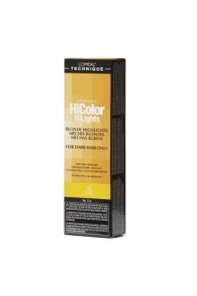 L'Oreal Technique Excellence HiColor HiLights - Blonde Highlights - Ash Blonde - 1.74oz / 49.29oz