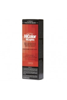L'Oreal Technique Excellence HiColor HiLights - Red Highlights - Copper - 34g / 1.2oz
