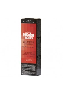 L'Oreal Technique Excellence HiColor HiLights - Red Highlights - Magenta - 1.74oz / 49.29oz