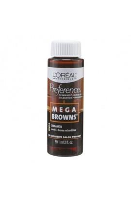 L'Oreal Technique Preference - Mega Browns - BR1 Cinnamon - 59.1ml / 2oz