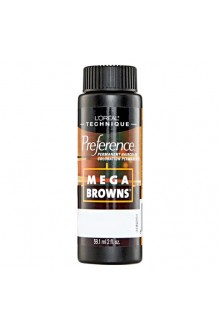 L'Oreal Technique Preference - Mega Browns - BR3 Spice - 59.1ml / 2oz