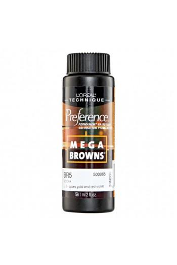 L'Oreal Technique Preference - Mega Browns - BR5 Mocha - 59.1ml / 2oz