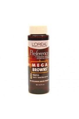 L'Oreal Technique Preference - Mega Browns - BR6 Truffle - 59.1ml / 2oz