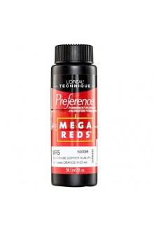 L'Oreal Technique Preference - Mega Reds - MR5 Medium Intense Copper Auburn - 59.1ml/2oz