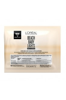 L'Oreal Technique Beach Baby Lights - High-Lift Lightener Packette - 1oz / 28.35g