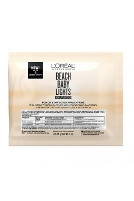 L'Oreal Technique Beach Baby Lights - High-Lift Lightener Packette - 1oz / 28.35g