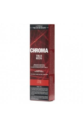 L'Oreal Technique Chroma True Reds - Chroma Cayenne - 1.74oz / 49.29oz