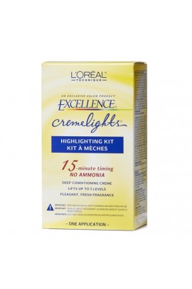 L'Oreal Technique Excellence - Cremelights - Highlighting Kit